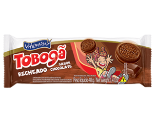 Tobogã - Sabor Chocolate 40g
