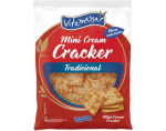 Cream Cracker Mini - Sabor Tradicional